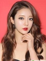 韩国发型流行趋势 女神卷发时尚狂霸屏