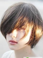 今年最时尚的短发 人气波波头发型