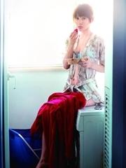 贾青写真首登《男人装》 以春天的名义性感