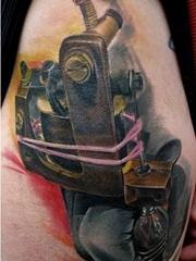 纹身机纹身图案