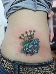 好看的腰部大钻石dazuanshi图片