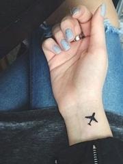 多款女生清新可爱的小图案纹身图片