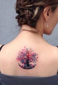 极其富有个性的一组简单纹身图案