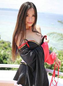 长女清纯美女和服性感火辣写真