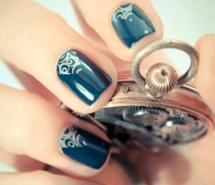 指甲也是一种美 唯美美甲