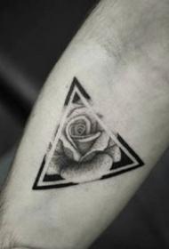 小图案纹身图案-适合男生的小清新纹身图片