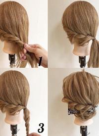 九款适合小仙女的发型教程