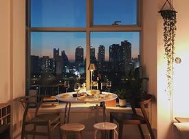 简约大方单身Loft公寓 装修效果图