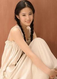 神仙姐姐 刘亦菲早期写真  清纯又甜美