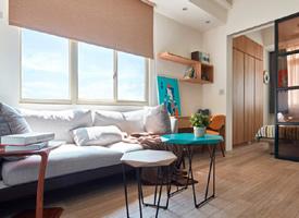 30平的单身公寓一个人住很舒服