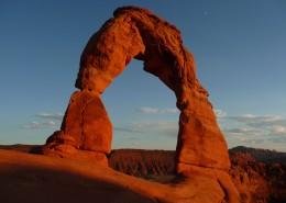 雄伟壮观的拱门国家公园图片_16张