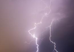 可怕的闪电图片_14张