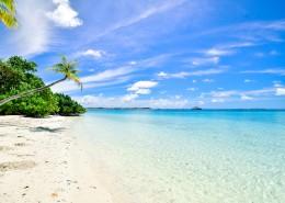美丽的海滩图片_17张