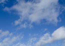 蓝天白云图片_16张