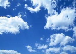 蓝天白云图片_64张