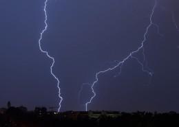 惊天动地的雷电图片_11张