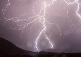 可怕的闪电图片_13张