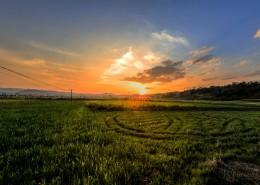 美丽的乡村风景图片_9张