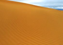 广阔的沙漠风景图片_11张