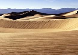 唯美沙漠风景图片_5张