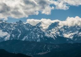 雪山风景图片_6张