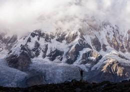 美丽的雪山景色图片_10张