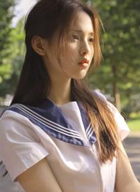 杨超越学生校服造型性感图片