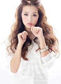 陈语安杂志高清写真图片
