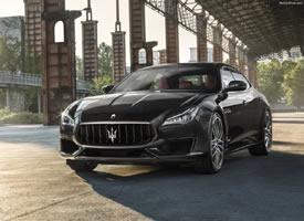 一组帅气的玛莎拉蒂Maserati Quatt