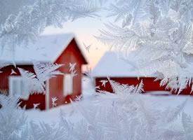 一组超美的唯美雪花图片欣赏