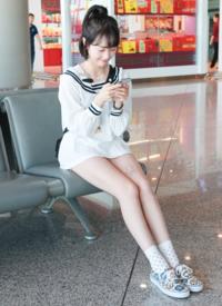 李子璇清新甜美生活图片