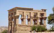 埃及阿布辛贝神庙风景图片_10张