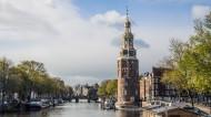 荷兰首都阿姆斯特丹风景图片_9张