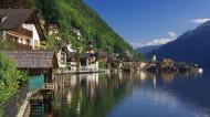 奥地利自然风景和城市风景图片_13张