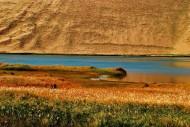 内蒙古巴丹吉林沙漠风景图片_14张