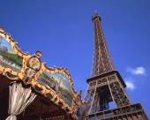 巴黎城市风景图片_20张