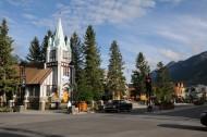 加拿大班夫国家公园风景图片_14张