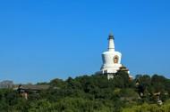 北京北海公园风景图片_11张
