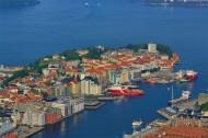 挪威卑尔根风景图片_18张