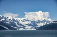 美国阿拉斯加冰川风景图片_15张