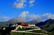 西藏布达拉宫风景图片_14张