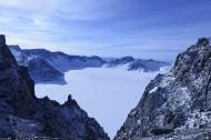吉林长白山冬天景色图片_10张