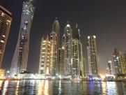 迪拜夜景图片_8张