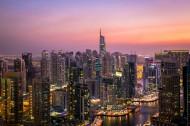迪拜城市风景图片_15张