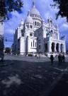 法国圣心大教堂图片_2张