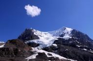 加拿大哥伦比亚冰川风景图片_8张