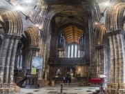 英国格拉斯哥大教堂内部风景图片_13张
