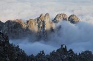 安徽黄山风景图片_12张