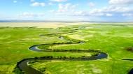 内蒙古呼伦贝尔草原风景图片_10张