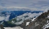 瑞士少女峰风景图片_22张